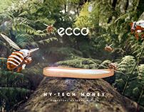 Ecco Crepetray: Commercial