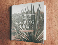 Tanteo Spring Drive Booklet
