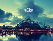 Finlandia - Feel freedom campaign