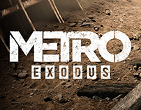 Metro Exodus : Summer Key Art
