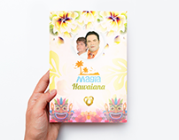 Invitación Fiesta Anual: Hermandad Francisco Lo Russo