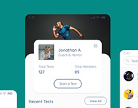 YoYo Test App