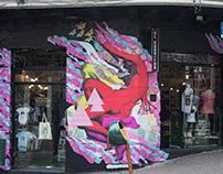 Fachada loja El Cabriton / Store Facade