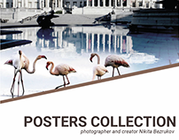 Poster Collection Part_1. Photographer Nikita Bezrukov