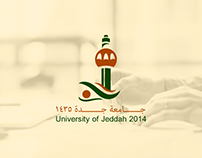 Jeddah University Logo
