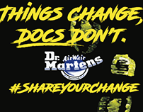 Things Change, Docs Don't. #shareyourchange