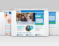 AEGON LANDING PAGES