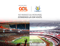 Concept Campaign Gol + Naming