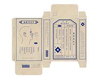 「针灸 / 老药方」Medicine Packaging Design