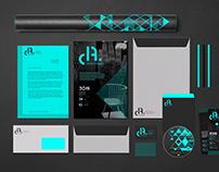 Design Attack Festival - branding identity