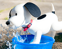 Life-Sized Snoopy for Super7