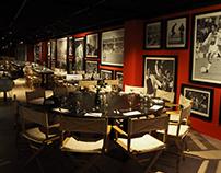 Restaurant Paardenburg @ Ajax Amsterdam Arena