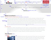 BizDox Webpage Redlines