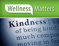 Wellness Matter Masthead and E-Newsletter