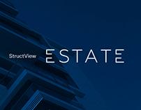 StructView Estate Branding