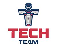 SESI Tech team - Logo / T-Shirt