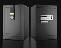 保險箱設計項目 Security safe Design