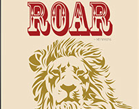 Typography can speak in a whisper or a ROAR