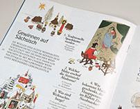 Illustriertes Weihnachtsrätsel