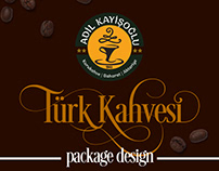 ADİL KAYIŞOĞLU   Turkish Coffee Pack