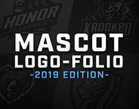 LogoFolio 2019 | Mascots, Esports & Sports Logos