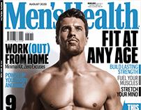+ MEN'S HEALTH - COVER +