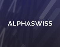 Alphaswiss - Branding
