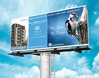 Bluebricks Billboard