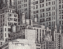 New York Walls