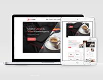 Corporate Web UI Template
