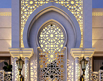 Lighting Effect-Islamic Architecture