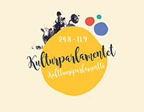 Kulturparlamentet 2016 - Visual Identity