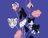 animal bouquet