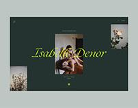 Photographer's Portfolio Website