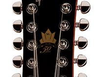 Gibson SG 50th Anniversary Logo