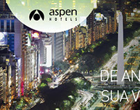 Aspen Hotels - Email Marketing