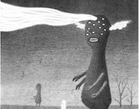 Ghosthead