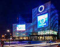 Shopping centre Oceania