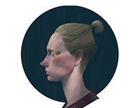 Gallery of digital portraits