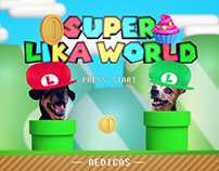 Super Lika World - The Run