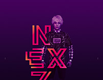 【LI QUAN-ZHE】Asian idol art poster