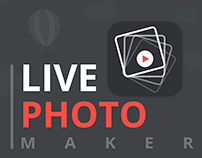 Live GIF Photo and 3D Photo Maker