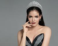 """ Paweensuda Drouin "" - Miss Earth Thailand 2017"