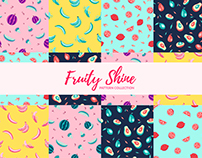 Fruity Shine Pattern collection