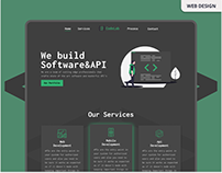 CodeLab - Software agency website