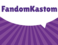 FandomKastom - website