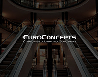 Euro Concepts Website Development
