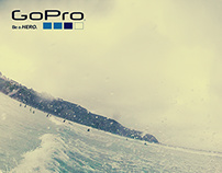 GoPro - Advertisement Visuals