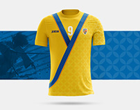 Romania's Football Teamwear Design