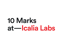 10 Marks at — Icalia Labs